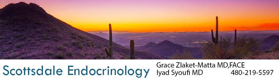 Scottsdale Endocrinology header image